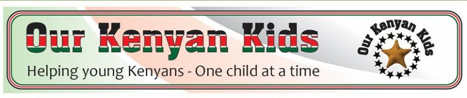 Our Kenyan Kids banner